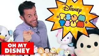 Tsum Tsum - The Cute and Cuddly Necessities of Life