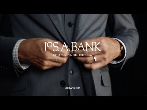 Jos. A. Bank - The Modern Man