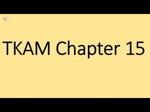 TKAM Chapter 15 - AUDIO