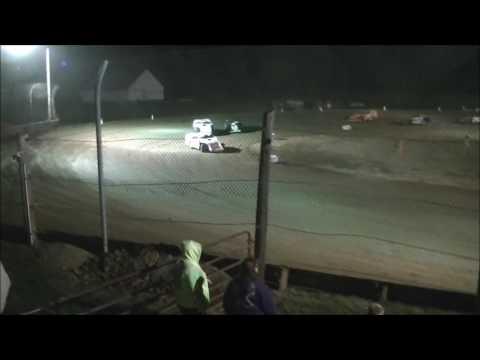 35 raceway modified madness win 9/4/16