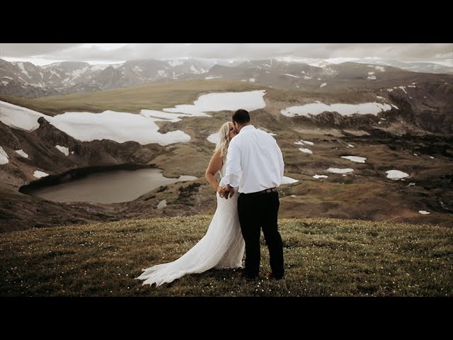 The Most Epic + Intimate Elopement in Cody, Wyoming! | Jena & Zach Altland |