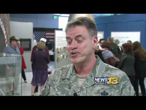 Exhibit at Peterson AFB commemorates Colorado Native