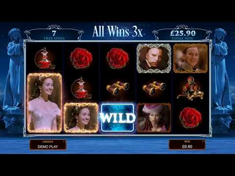 The Phantom Of The Opera Online Slot at Royal Vegas Casino