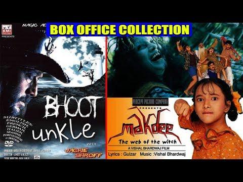 Makdee 2002 & Bhoot Unkle 2006 Movie Budget, Box Office