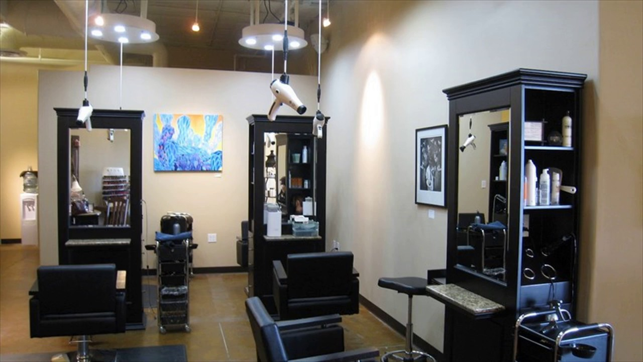 Salon Interior Design Ideas - YouTube