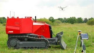 AEE Autonomous Machine Control - Autonomous Earthmoving