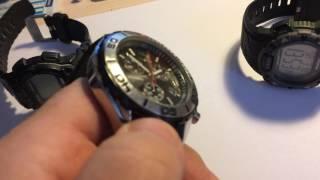 видео Часы Timex