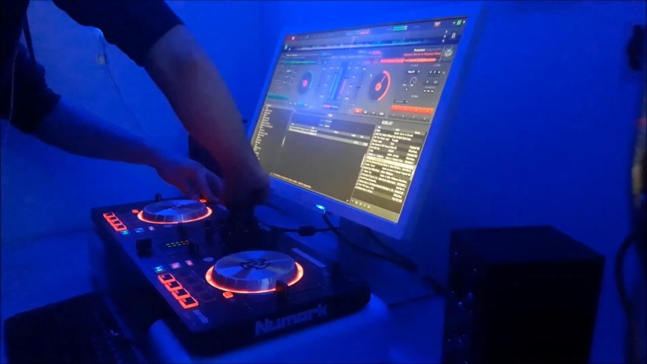 EDM Party Mix 2017 (Numark Mixtrack Pro 3)