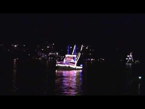 #1 Boat Parade Hamilton Bermuda December 10 2011