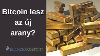 """Michael Saylor: """"A Bitcoin ötvenszer jobb, mint az arany"""""""