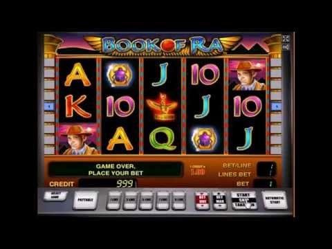 Видео Игровые автоматы книга ра играть бесплатно онлайн