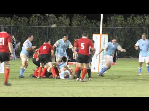 #10 Rugby Classic Argentina vs Canada Bermuda November 11 2011
