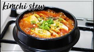 Vegan Kimchi Stew Recipe  Kimchi JJigae 김찌개