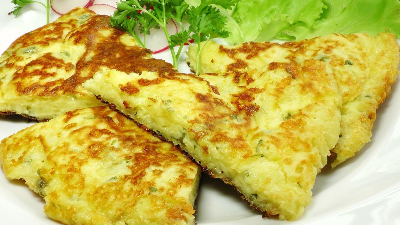 ленивые хачапури с сыром на кефире