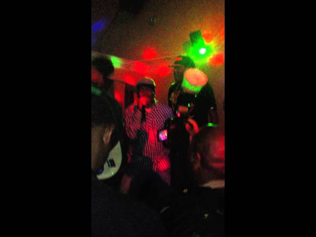 "B Da Brawla Performing ""Coppin Tables"" LIVE @BABYLON Northern VA"