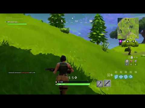 How To Sprint On Fortnite Pc