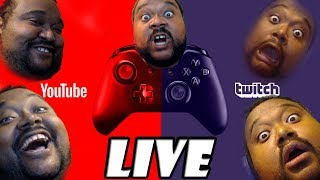 ANIMECENTRAL LIVE   SHE WANTS TO PLAY ROBLOX