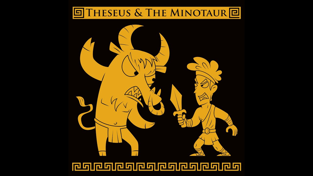Theseus And The Minotaur Trailer Storyteller Interactive