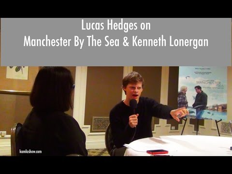 Lucas Hedges on Manchester By The Sea, Acting & Harry Potter streaming vf
