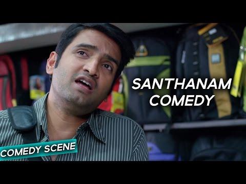 Tamilselvanum Thaniyar Anjalum - Comedy Scene #3 | Jai, Santhanam, Yami Gautam, VTV Ganesh