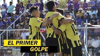 El primer golpe: Ferroviarios venció a Deportes Concepción