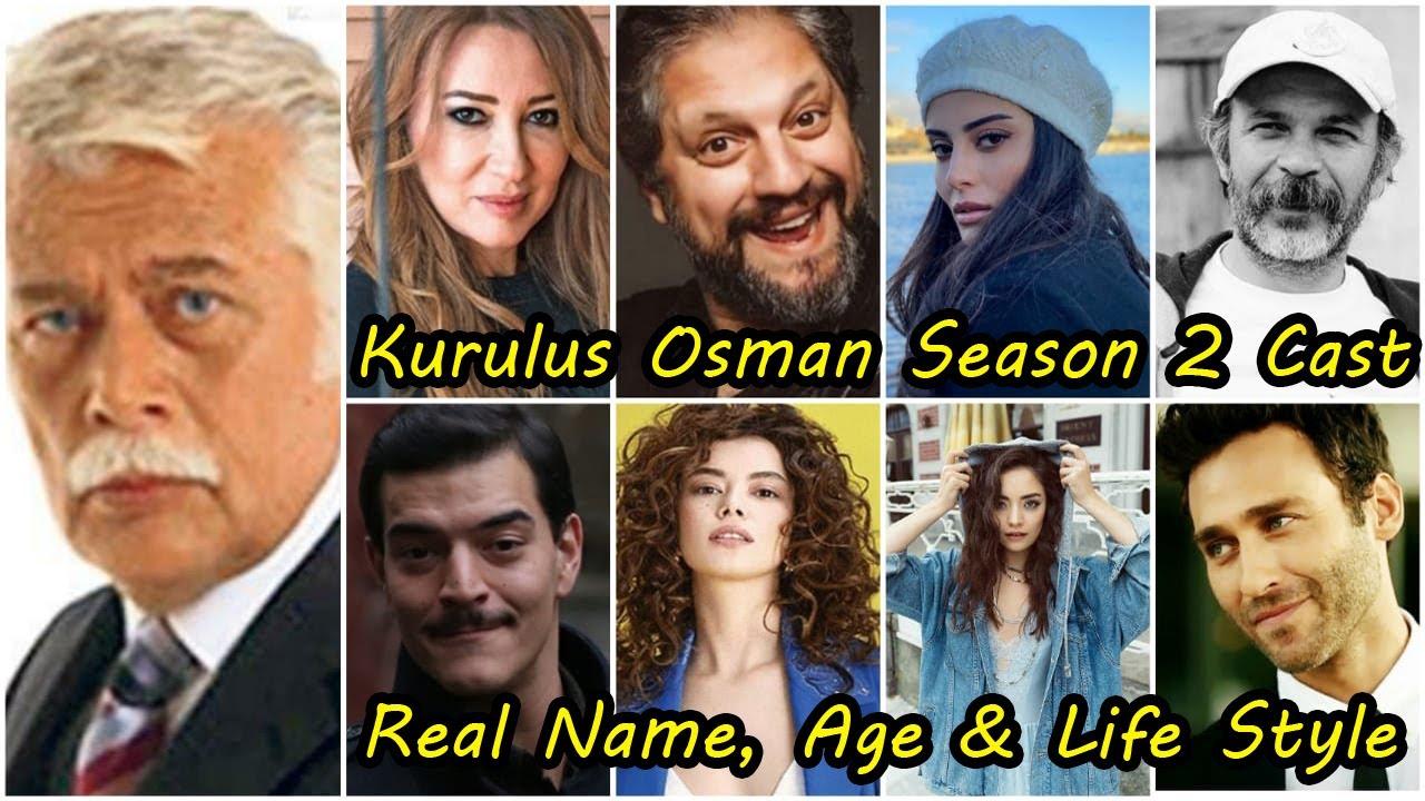 Download Kuruluş Osman Season 2 Cast   Real Name, Age and Life Style