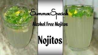 Nojitos | Alcohol Free Mojitos | Summer Specials!