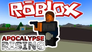 CRAFTING DEAD IN ROBLOX - Apocalypse Rising (Roblox)