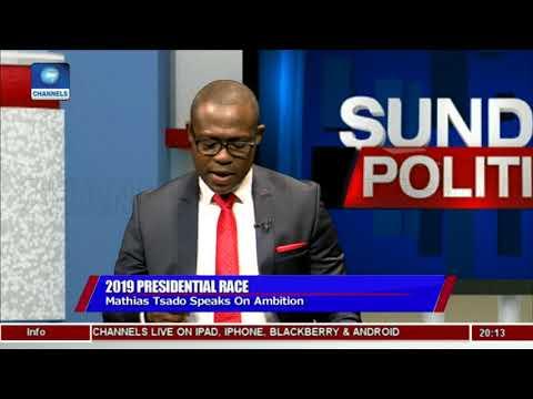 Mathias Tsado Says Govt Should Embrace Inclusive Economic System Pt 2 | Sunday Politics |