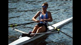 #MaríaSolOrdas : María Sol Ordas ganó la #medalla de #oro en remo