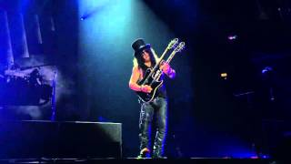 """Civil War"" by Guns N Roses from ""Not In This Lifetime"" tour in Las Vegas 4.8.16"