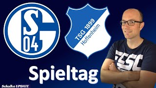 🔴Live Reaction Schalke 04 vs. TSG Hoffenheim