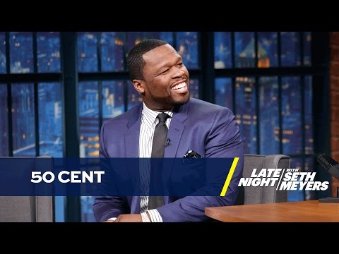 50 Cent Gives Seth Tips on When to Wear His Underwear Line