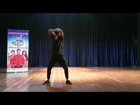 India ,s Got Talent (Dance Audition) New( Dance Video 2018)by Goutam Roy Freestyle Dance Mashup Song