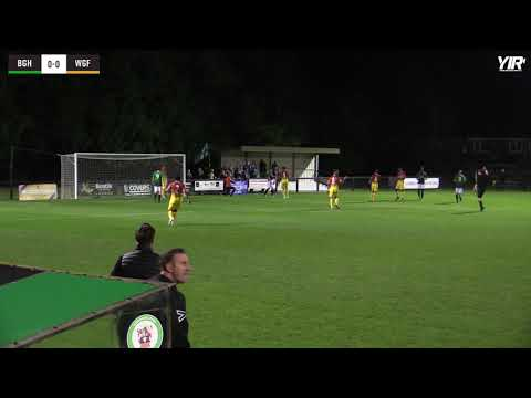 Highlights | Burgess Hill Town FC 0-1 Wingate & Finchley - 16-10-2018