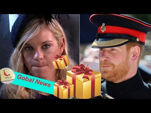 Harrys Birthday Ex Girlfriend Sends Royal Family A Secret Gift For Him In Front Of Meghan