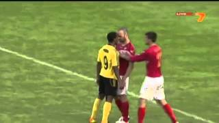 CSKA Sofia - Botev Plovdiv 1:0 Highlights 04.05.2013