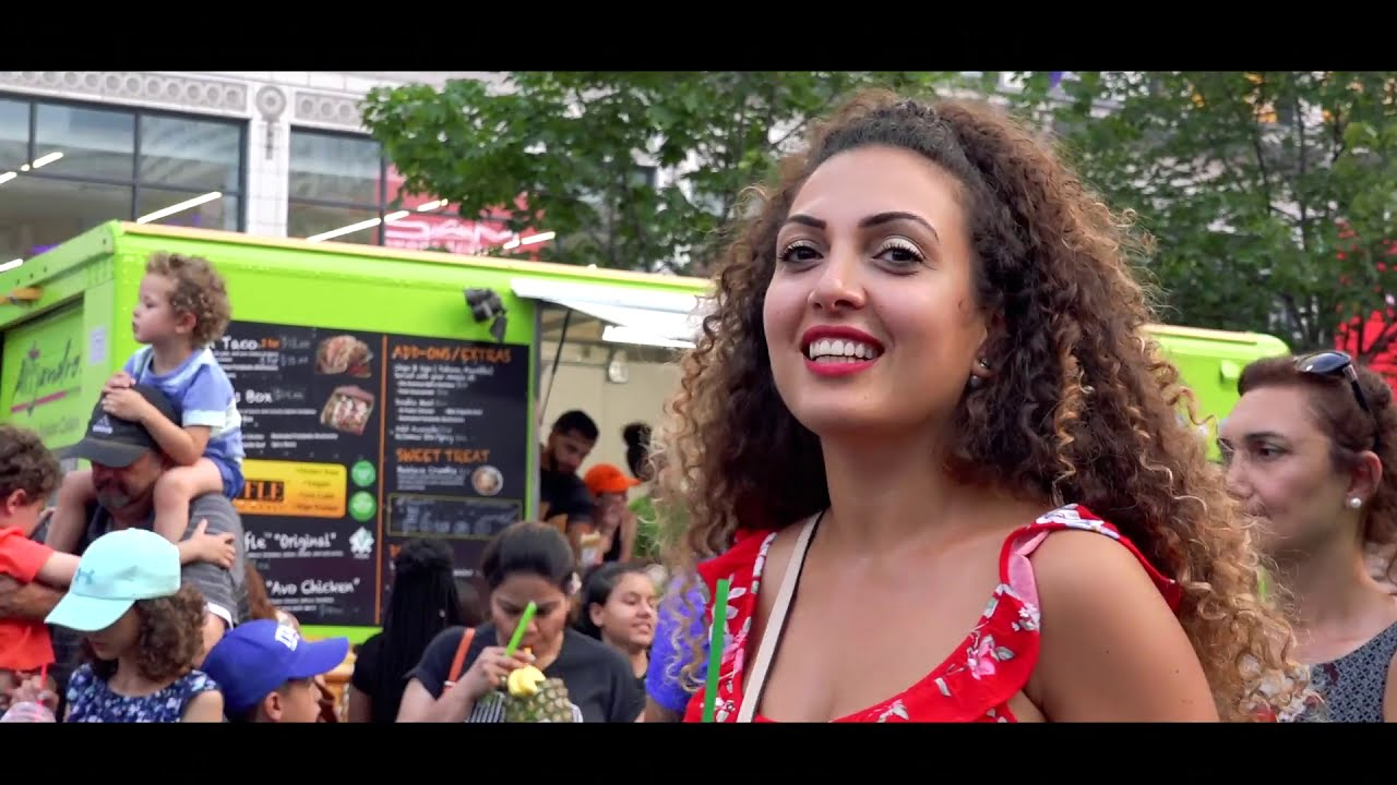 Taste of the Middle East Toronto Festival 2020 Promo