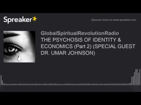 (7/10/18) DR  UMAR JOHNSON on immigration, multiculturalism & Obama radio interview