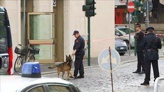 Amenaza de bomba en el Vaticano
