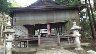 読み方が分からなかった神社ですが、意波閇神社 (オハヘ)と読むそうで...