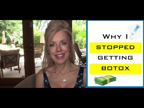 Botox - Your Lines or Your Lids / Toxin
