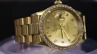 Rolex Datejust - выкуп швейцарских часов Коллекционер