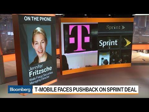T-Mobile Faces DOJ Pushback on Sprint Takeover Bid