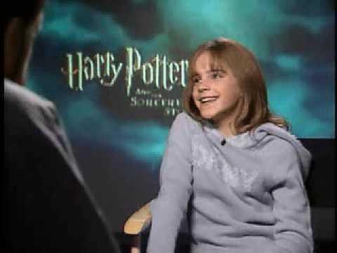 Emma Watson, IGN interview 2001