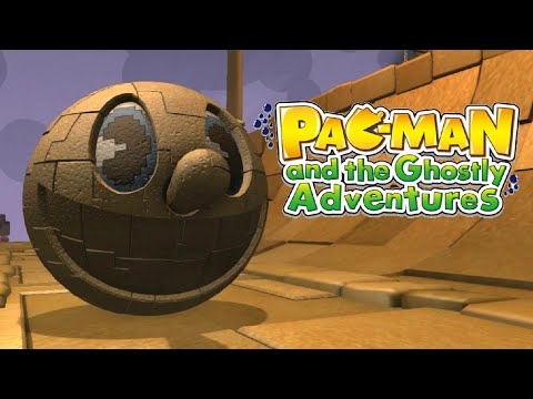 Pac-Man And The Ghostly Adventures - Full Game Walkthrough