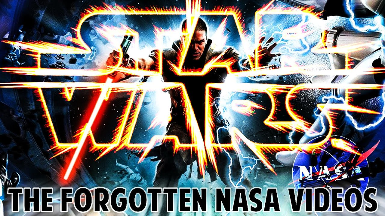 FLAT EARTH - STARWARS OUTSIDE The DOME - The FORGOTTEN Nasa VIDEOS