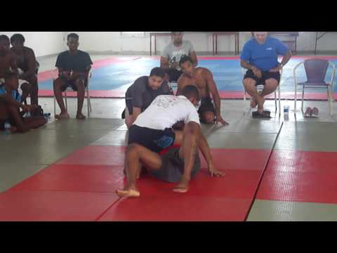 MMA Caribbean Tournament August 20: Fight #1