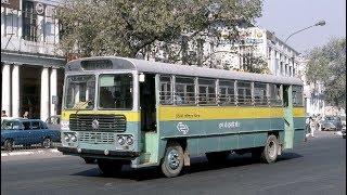 Delhi Transport Corporation (DTC) Old Diesel Buses of 1990s
