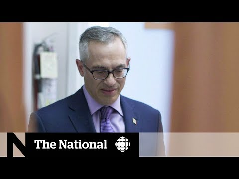 Tony Clement admits